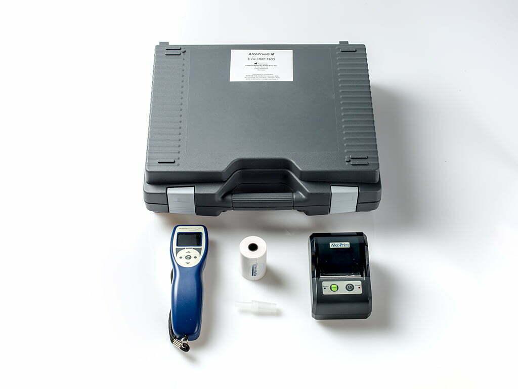 Etilometro Medicina del Lavoro