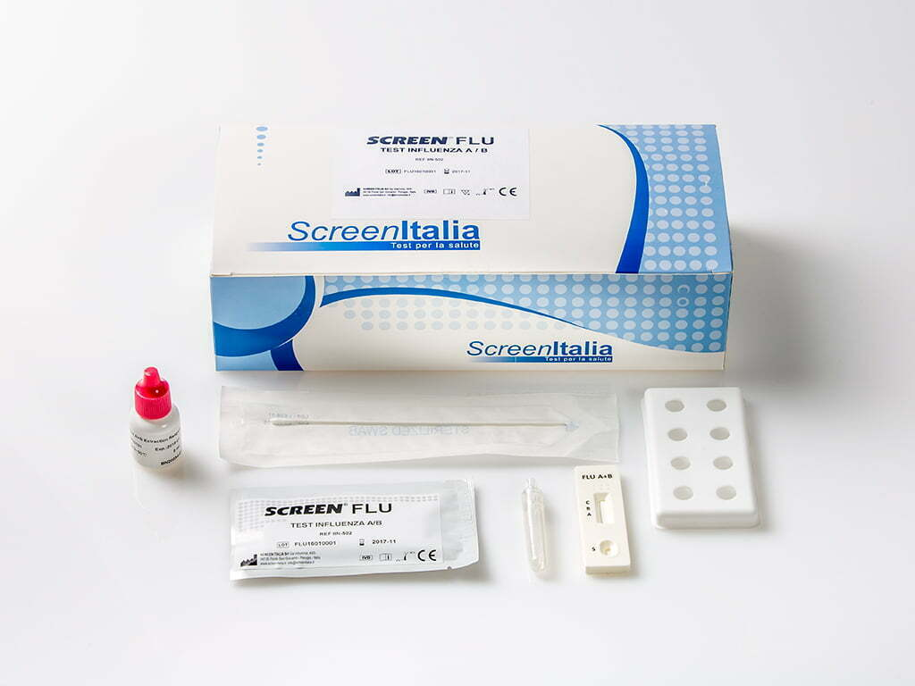 Screen Flu Test