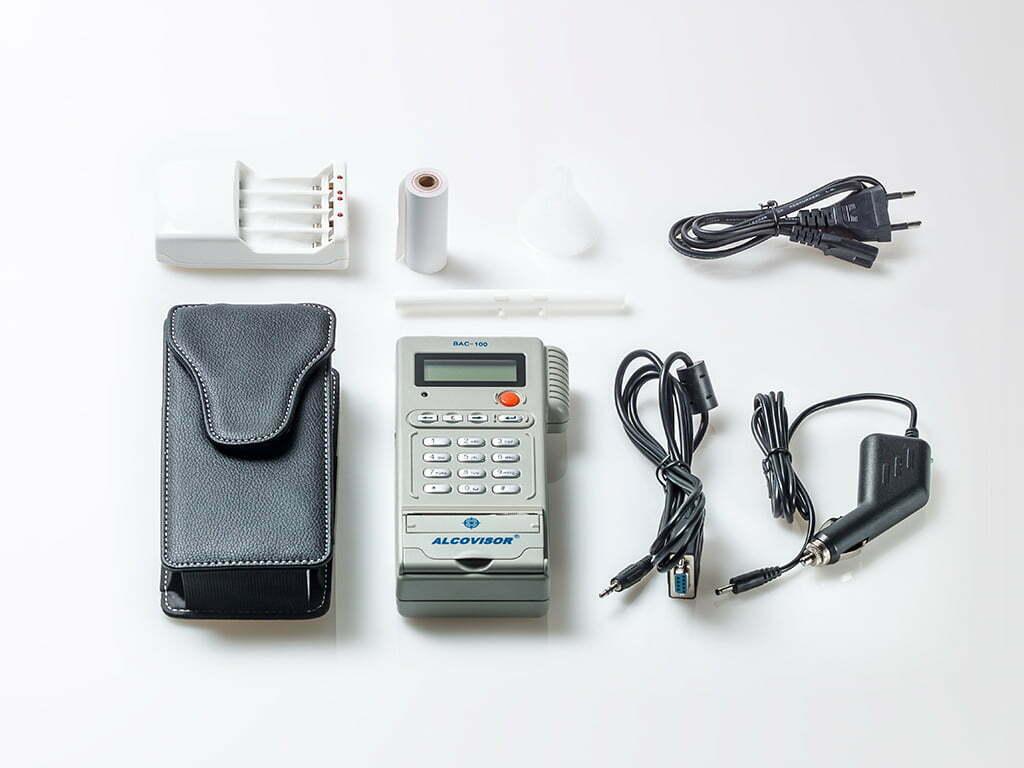 Etilometro Professionale BAC 100