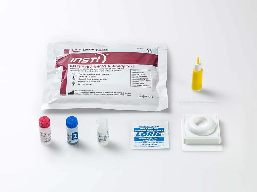 Test HIV Professionale